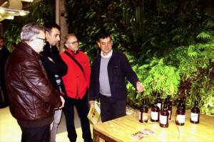 Presentación nuevos vinos Bodegas Antonio Muñoz Cabrera