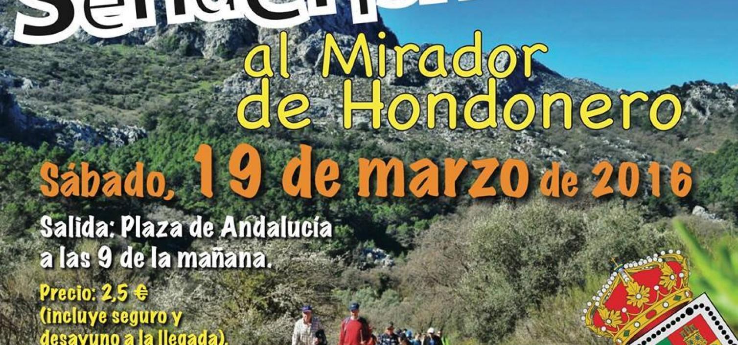 Senderismo en Hondoneros