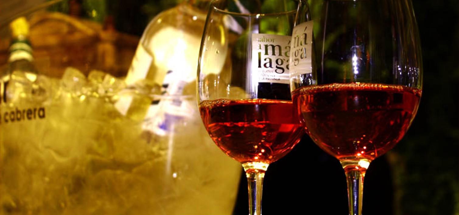 vino rosado Lagar de Cabrera