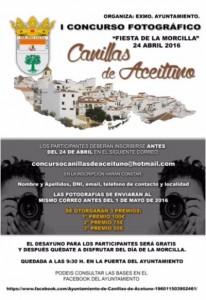 Concurso fotográfico de Canillas de Aceituno.