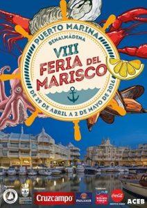 Feria del Marisco de Benalmádena.