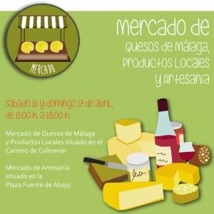 El fin de semana se podrá comprar queso artesanal.