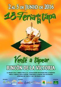 Décimo octava edición de la Feria de la Tapa.