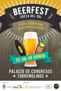 Primera edición del Beerfest Costa del Sol.