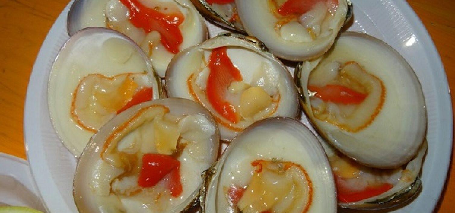 conchas finas de Málaga