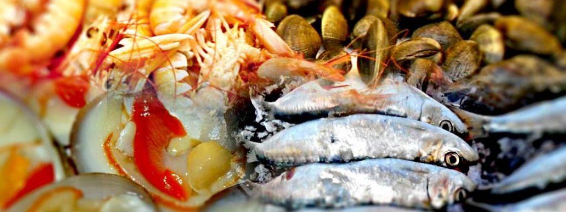 Ruta de pescados y mariscos en Málaga