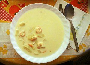 receta de gazpachuelo malagueno