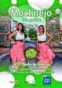 Fiesta de Viñeros de Molicnejo 2016.