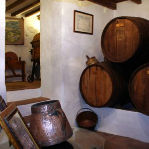 Museo de las Bodegas de Antonio Muñoz Cabrera (Moclinejo).