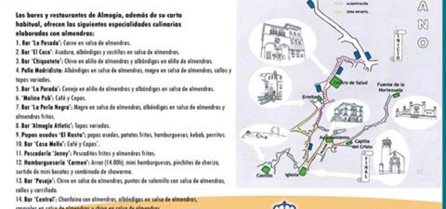 Bares y restaurantes donde comer en Almogía