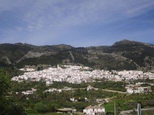 Vista de Casarabonela.