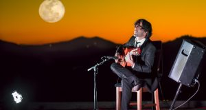 Daniel Casares en concierto Bodegas Bentomiz