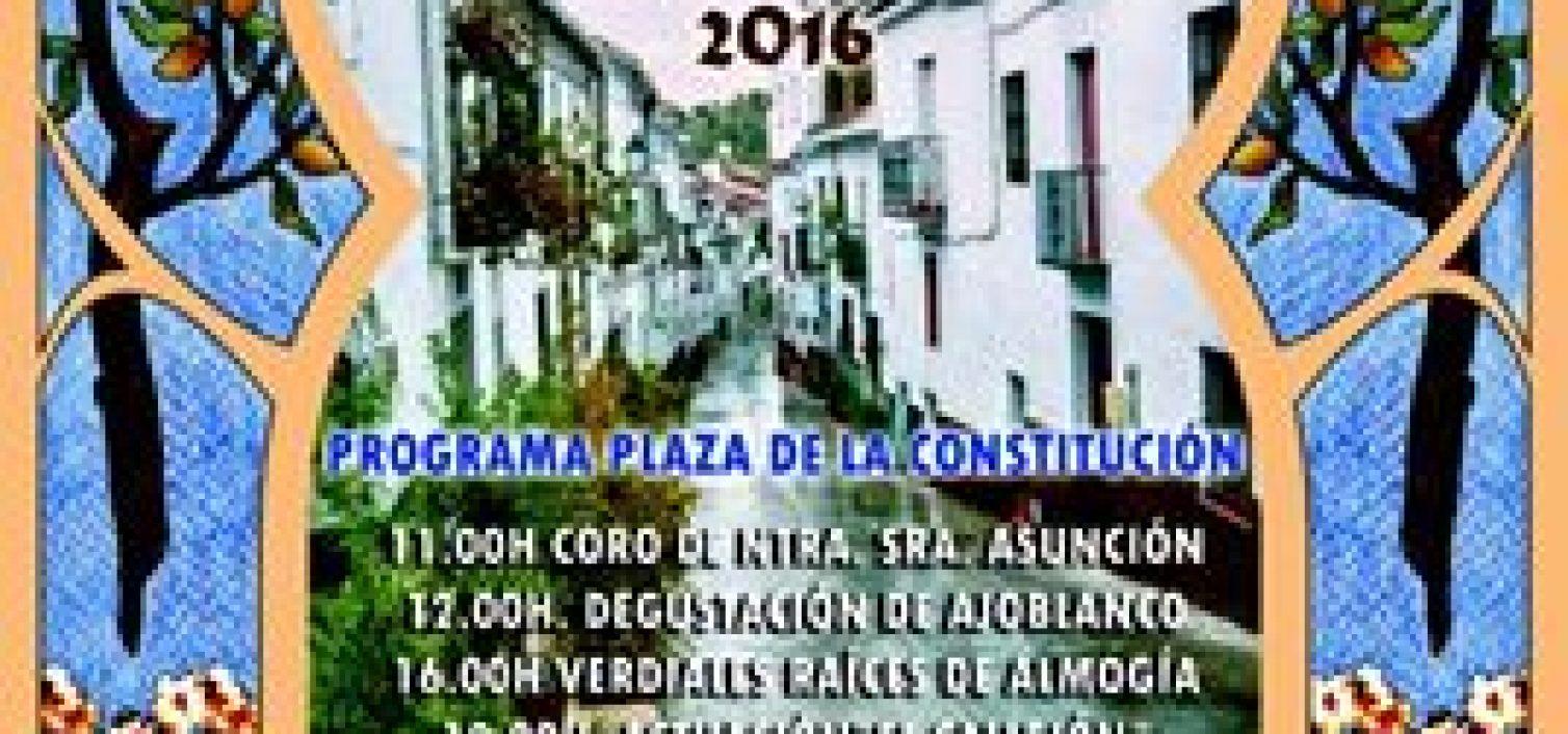 Día de la Almendra en Almogia 2016