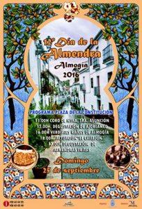 Cartel de la fiesta de este domingo 25 de septiembre.