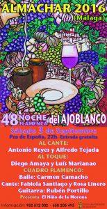 El flamenco servirá para amenizar esta jornada gastronómica.
