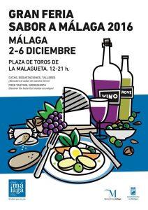 Gran Feria de Sabor a Málaga.