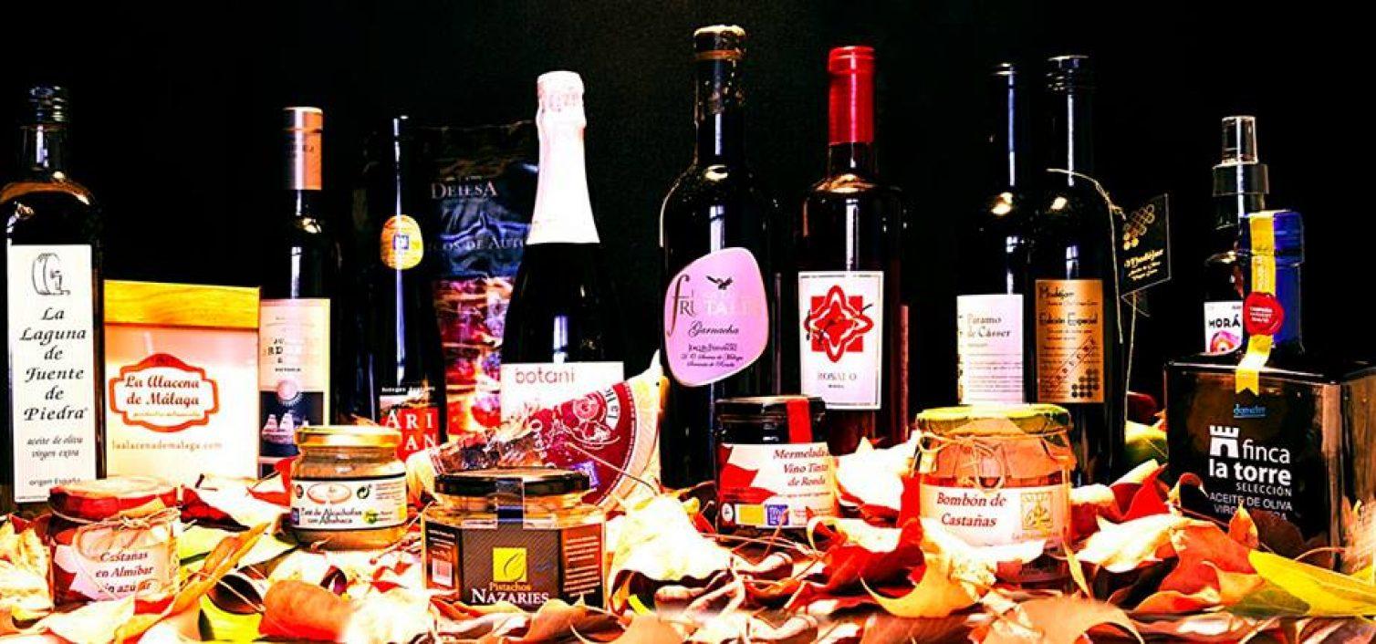 16 productos malagueños para Navidad