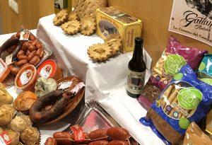 Productos de Ardales en la Fiesta de la Matanza.