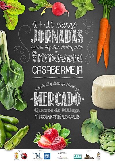 Jornadas de cocina popular malague a de pirmavera en for La cocina popular