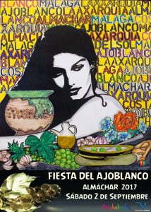Fiesta del Ajoblanco de Almáchar.