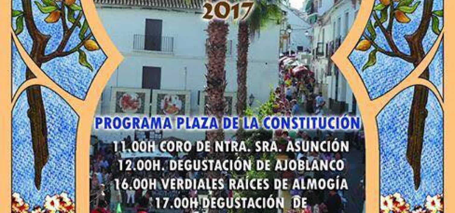 Día de la Almendra en Almogía