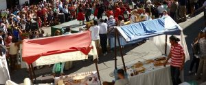 Día de la Almendra en Almogía.