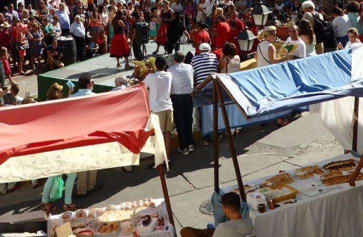 Día de la Almendra 2017 en Almogía
