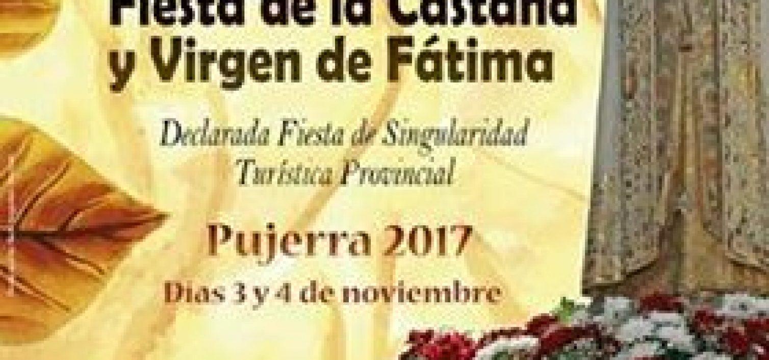 Fiesta de la Castaña de Pujerra.