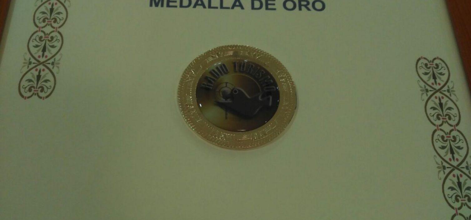 Medalla de Oro del Radio Turismo para La Alacena de Málaga
