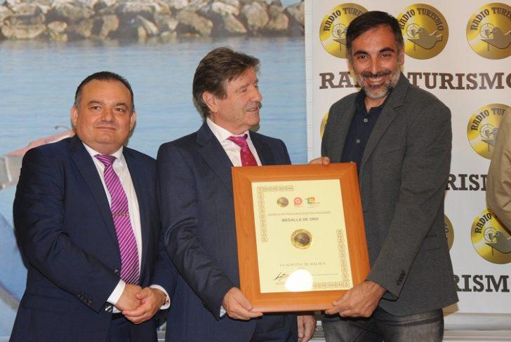 La Alacena de Málaga, Medalla de Oro de Radio Turismo