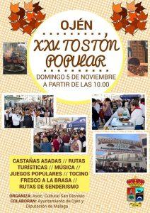 El Tostón Popular de Ojén cumple 25 años.