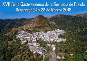 Feria Gastronómica de la Serrranía de Ronda 2018.