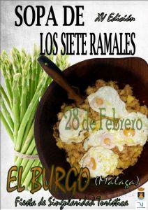 Sopa de los Siete Ramales 2018.