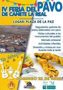 Feria del Pavo 2018 en Cañete La Real.