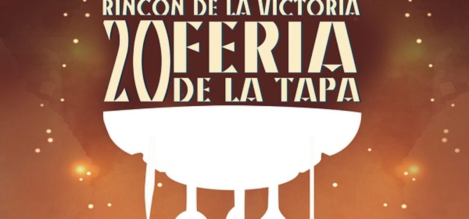 Feria de la Tapa de Rincón de la Victoria 2018.