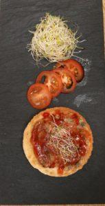 La tapa de pizza es ya todo un clásico.