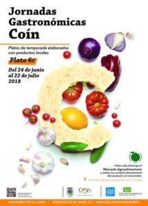 Primera edición de las Jornadas Gastronómicas de Coín.