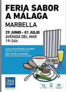Feria de Sabor a Málaga en Marbella.
