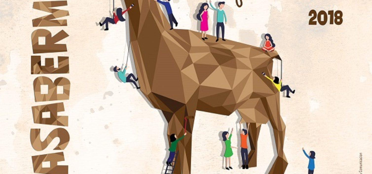 Cartel de la Fiesta de la Cabra Malagueña 2018