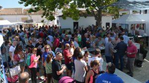 Degustaciones en la Fiesta de la Cabra Malagueña 2018