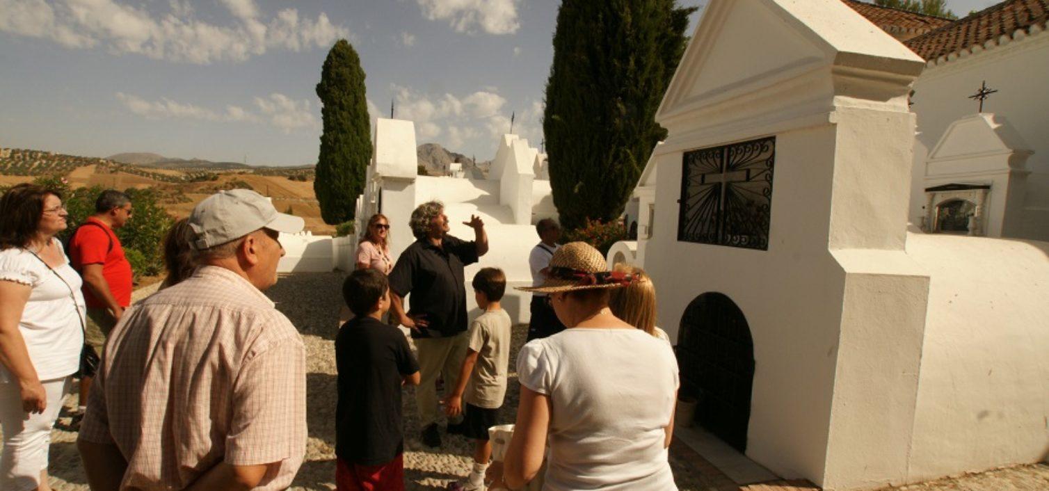 Durante estos días se podrán hacer visitas guiadas a los monumentos del pueblo