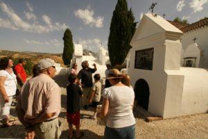 Durante estos días se podrán hacer visitas guiadas a los monumentos del pueblo.