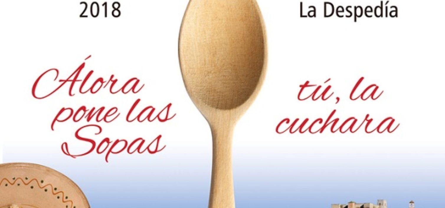 Cartel del Día de las Sopas Perotas 2018