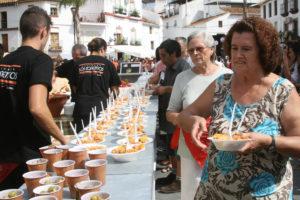 En la plaza Baja de la Despedía habrá degustaciones gratuitas.