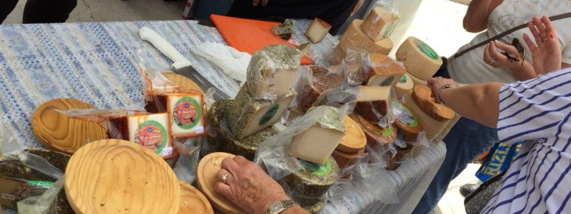 Feria del Queso, Vino y AOVE Sabor a Málaga