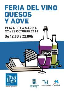 Feria del Vino, del Queso y del Aove Sabor a Málaga