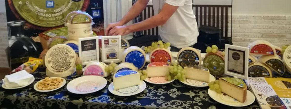 Jornadas Gastronómicas en torno a los Quesos de los Montes de Málaga
