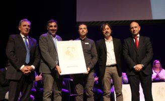 La Alacena de Málaga recibe el Premio Puerta Nueva