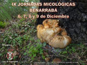 Jornadas micológicas de Benarrabá 2018.