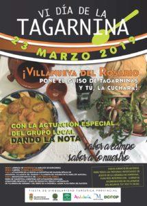 Cartel del Día de la Tagarnina 2019.